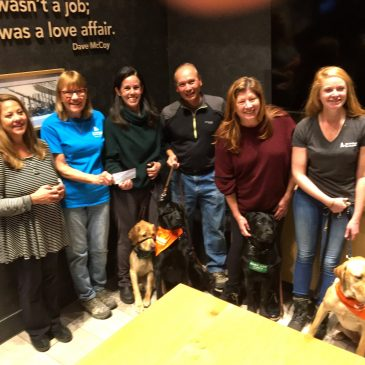 Check Presentation: Guide Dogs for the Blind