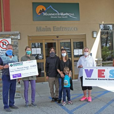 Check Presentation: Waste Connections-Mammoth Disposal